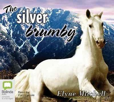 NEW The Silver Brumby By Caroline Lee Audio CD Free Shipping