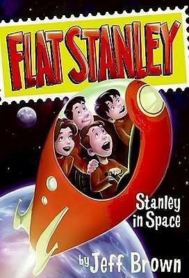 NEW Stanley in Space By Jeff Brown Paperback Free Shipping