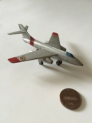 """Rare Collectable Vautour """"sncaso"""" France Dinky Toys Aircraft Mint  60 B"""