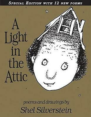 NEW A Light in the Attic By Shel Silverstein Hardcover Free Shipping