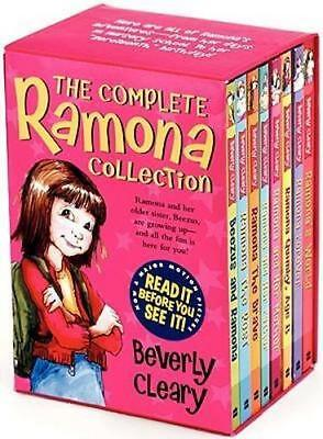 NEW The Complete Ramona Collection By Beverly Cleary Paperback Free Shipping