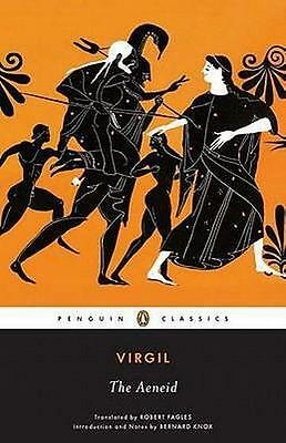 NEW The Aeneid By Virgil Paperback Free Shipping