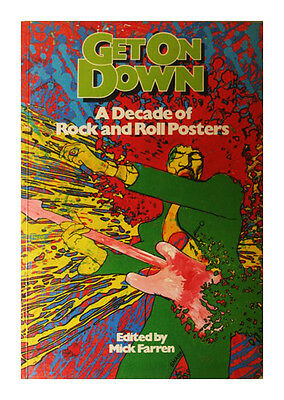 Get On Down - A Decade Of Rock And Roll Posters - New [Read Description]