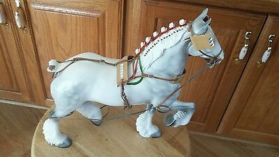 Breyer Peter Stone horse custom harness