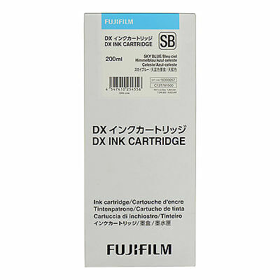 Fuji DX VIVIDIA Ink 200 ML for Frontier-S Printer Black #16393019 Exp 2//2018