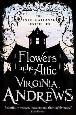 NEW Flowers In The Attic By Virginia Andrews Paperback Free Shipping