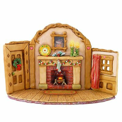 """Wee Forest Folk M-510c """"Home at Christmas """" Background"""