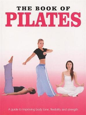 NEW The Book of Pilates By Joyce Gavin Paperback Free Shipping