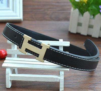 Kids New Fashion Casual Children Faux Leather Adjustable Belts For Boys Girls