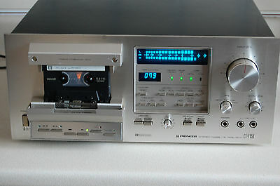 Pioneer CT-F950 Stereo Cassette Tape Deck
