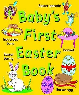 NEW Baby's First Easter Book By Brimax Board Book Free Shipping