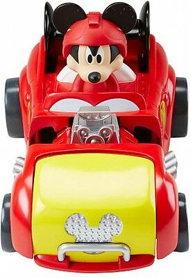 Fisher-Price Disney Mickey And The Roadster Racers- Transforming Hot Rod Toy