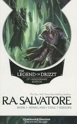 NEW The Legend of Drizzt Book 1 By R.A. Salvatore Paperback Free Shipping
