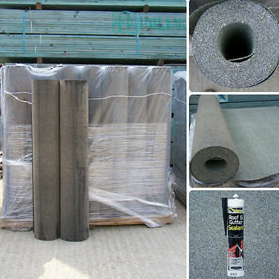 Shed Felt | Shed Roofing Felt | Green Mineral | 10x1m | Special Offer | FREE ADH