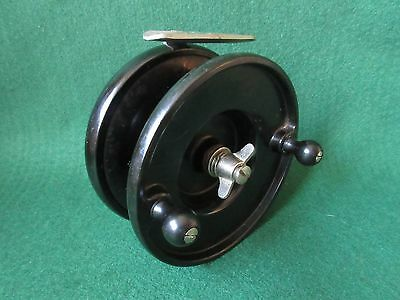 """Allcocks centrepin fishing reel Aerialite 5"""" excellent condition"""