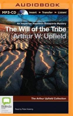NEW The Will of the Tribe By Arthur Upfield CD in MP3 Format Free Shipping