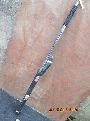 NORBAR - 3/4 DRIVE TORQUE WRENCH - model 5 R  -  IN  VERY GOOD CONDITION