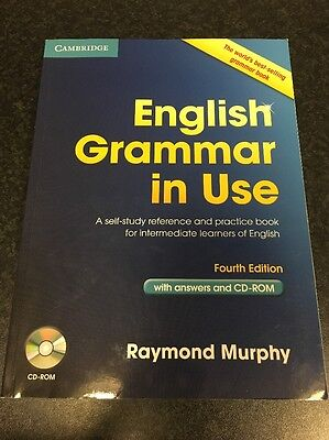 English Grammar in Use with Answers. A Self-study Reference