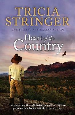 NEW Heart of the Country By Tricia Stringer Paperback Free Shipping