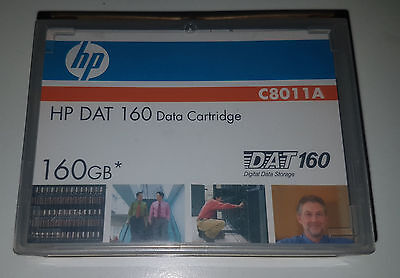 HP DAT-160 160 Go REF C8011A Occasion Data Cartridge DAT 160 Used product