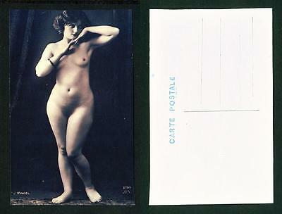 Glamour – French Nude By Julian Mandel – Unused
