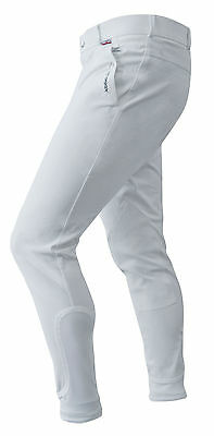 John Whitaker Mens Horbury Self Seat Breeches|Mens Jodhpurs