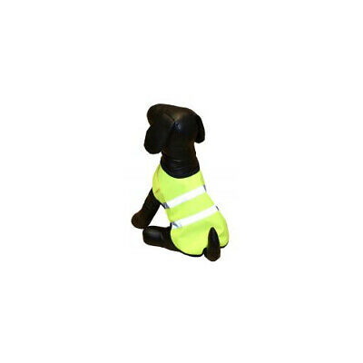 Petgear Hi Vis Jacket Yellow Dog Coat - Accessories - Dog - Night & Safety Wear