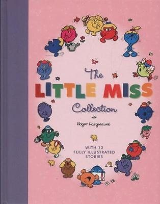NEW The Little Miss Collection  By Roger Hargreaves Hardcover Free Shipping