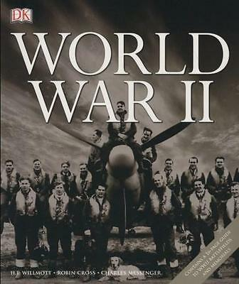 NEW World War II By H.P Willmott Paperback Free Shipping