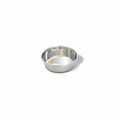 Van Ness Non Slip Stainless Steel Dish - Accessories - Dog & Cat Bowls - Stainle