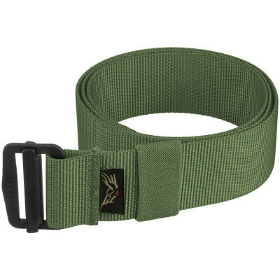 Flyye Tactical Bdu Belt Police Patrol Security Guard Cordura Nylon Olive Drab Od