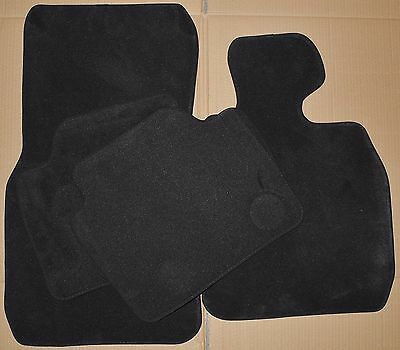 Bmw 3 Series Saloon Estate F30 F31 Genuine Floor Mats For 2012-2017 Cars New!