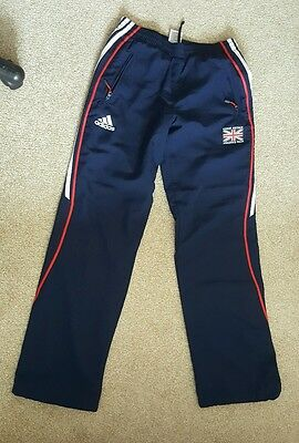 Great Britain Athletics Team GB tracksuit bottoms