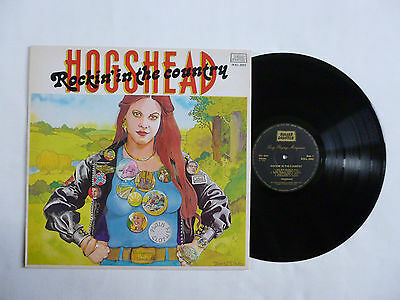 Hogshead ~ Rockin' In The Country ~ Roll 2003 ~ Quality Near Mint 1979 Uk Lp