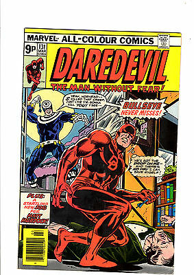 Daredevil #131 Marvel Bronze Age Comics 1st appearance of Bullseye