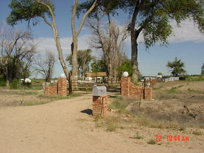 Farm and Ranch in SE Colorado  160 acres $190,000  irrigation and hunting