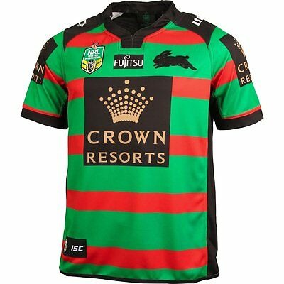 South Sydney Rabbitohs 2017 NRL Adults, Ladies, Kids & Toddler Home Jersey BNWT