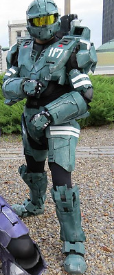 Master Cheif Armor Cosplay