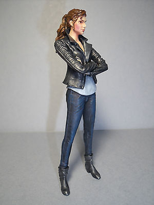 1/18  Fast  And  Furious  Ms  Giselle   Painted  Figure   By  Vroom   For  Ertl