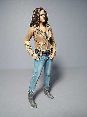 1/18  Fast  And  Furious  Ms  Letty  Painted  Figure   By  Vroom   For   Ertl
