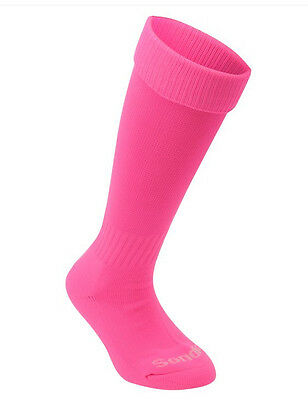 Socks Football Sock Hot Pink 4 Sizes From Little Kids To Adult Xl