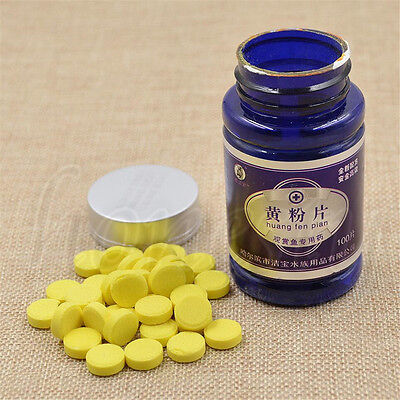 100pcs Fish Antibiotics Medicine for Injured Rotten Fin Prevent Infection