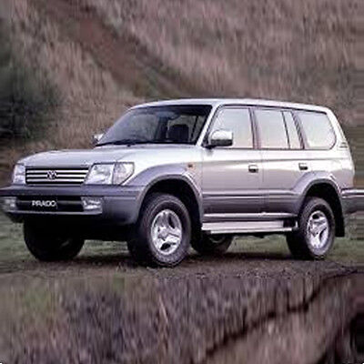 Toyota Landcruiser Prado J90 1996-2002 Workshop Service Repair Manual