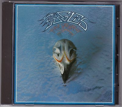 The Eagles Their Greatest Hits Volumes 1 Amp 2 2cd Set