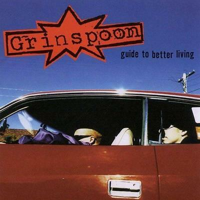 GRINSPOON - Guide To Better Living (CD 1999) USA First Edition EXC Aussie Metal