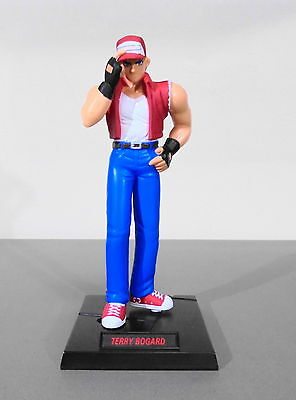 SEGA THE KING OF FIGHTERS 95 Figure Terry Bogard Vintage 1996 SNK