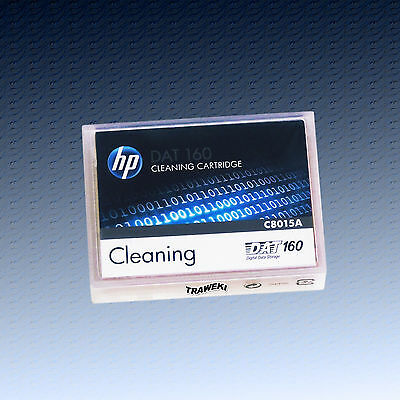 HP C8015A, DAT 160 Cleaning Cartridge, Reinigungskassette, NEU & OVP