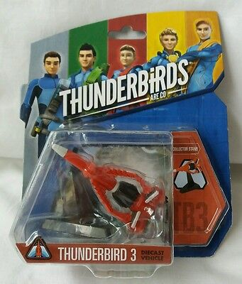 Thunderbirds Are Go Diecast Thunderbird 3 Vehicle - Brand New