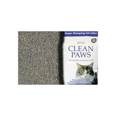 Clean Paws Super Clumping Cat Litter - Litters - Cat - Litters