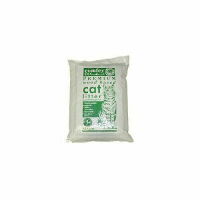 Comfey Cat Litter Woodbase - Litters - Cat - Litters